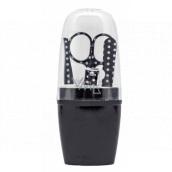 Zazie Spotty manicure set black 4 pieces
