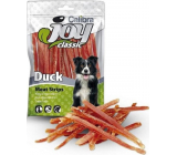 Calibra Joy Classic Duck meat soft strips hypoallergenic supplementary food for dogs 250 g