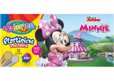 Colorino plasticine Disney Minnie 12 colors