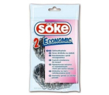 Söke 2 Economic stainless steel wire for dishes 2 pieces