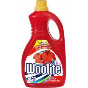 Woolite Extra Color liquid detergent for colored laundry 2 l