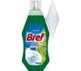 Bref Fresh Pearls Pine gel toilet block curtain 360 ml