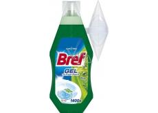 Bref Fresh Pearls WC gel Pine liquid hinge 360 ml
