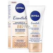 Nivea Essentials BB Day Cream OF15, light shade 50 ml