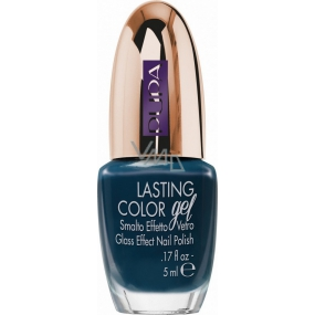 Pupa Paris Experience Lasting Color gel nail polish 090 Peacock 5 ml