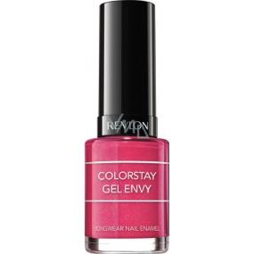 Revlon Colorstay Gel Envy Longwear Nail Enamel Nail Polish 400 Royal Flush 11.7 ml
