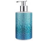 Vivian Gray Diamond Sundown Blue Luxusní tekuté mýdlo s dávkovačem 250 ml
