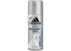 Adidas Adipure deodorant spray without aluminum salts for men 150 ml