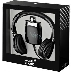Montblanc Legend eau de toilette for men 100 ml + headphones, gift set