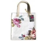 Ditipo Rose fashionable textile bag 35 x 38 cm