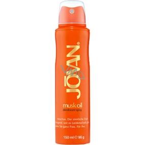 Jovan Musk Oil 150 ml deodorant spray for women