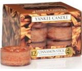 Yankee Candle Cinnamon Stick - Cinnamon Stick Scented Tea Candle 12 x 9.8 g