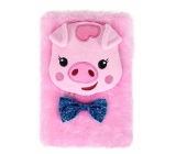 Albi Diary plush piggy bank
