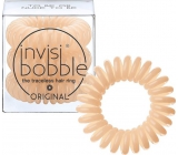 Invisibobble Original To Be Nude To Be Body Hair Spiral 3 pieces