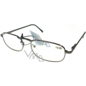 Berkeley Čtecí dioptrické brýle +2,50 černé CB02 1 kus MC2005