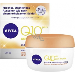 Nivea Q10 Plus energizing daily anti-wrinkle cream 50 ml