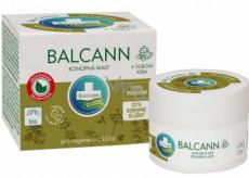 Annabis Balcann hemp ointment for skin regeneration on dry cracked skin 15 ml