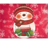 Nekupto Gift paper bag medium 32,5 x 25,5 x 13 cm Christmas 710 30 WBP