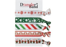 Dtangler Band Set Winter Love hair bands 5 pieces