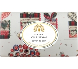English Soap Merry Christmas natural scented soap with shea butter 200 g