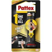 PATTEX One For All Clik + Fix 30g Mounting Adhesive 1049