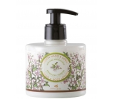 Panier des Sens Verbena Light daily lotion for body and hands with shea butter, softens, protects and balances the skin 300 ml