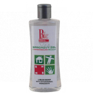 Bohemia Gifts & Cosmetics Antimicrobial shower gel helps to control the growth of microorganisms on the skin surface 250 ml