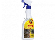 Bio-Enzym Stop Cat natural cat repellent for indoor and outdoor use spray 500 ml