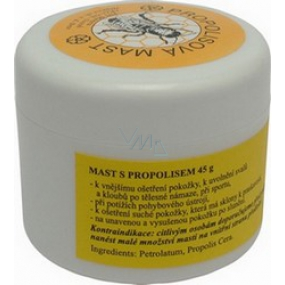 Propolis ointment for cracked skin, burns, anti-mold 45 g