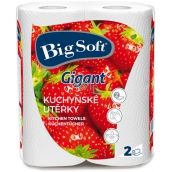Big Soft Gigant paper towels 80 towels 2 pieces