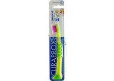 Curaprox Curakid CK 4260 Ultra Soft nejměkčí nabízená varianta zubní kartáček různé barvy pro děti 1 kus