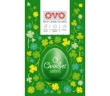 Ovo Set decals and camisoles green