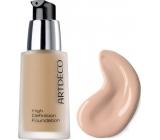Artdeco High Definition Foundation krémový make-up 06 Light Ivory 30 ml