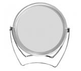 Abella Mirror 2x magnifying round M160 / L 15 x 18 cm