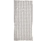 Albi Samolepící perličky bílé 828 kamínků 4 mm