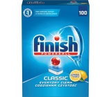 Finish Classic Lemon dishwasher 100 tablets