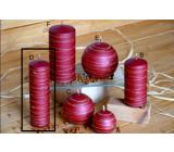Lima Galaxy candle wine cylinder 50 x 170 mm 1 piece