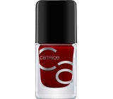 Catrice ICONails Gel Lacque lak na nehty 03 Caught on the Red Carpet 10,5 ml