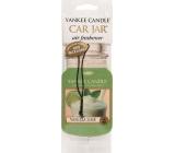 Yankee fragrance tag Classic Vanilla Lime 9594