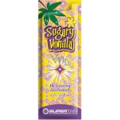 SuperTan Super Sensations Sugary Vanilla disposable solarium cream bag 15 ml
