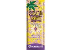 SuperTan Super Sensations Sugary Vanilla jednorázový krém do solária sáček 15 ml