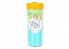 Albi Gift thermo mug I work 100% 700 ml