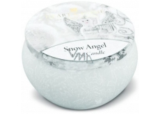 Heart & Home Angel's winter candle in a can 125 g