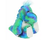 Albi Warm plush dinosaur rainbow 25 x 20 cm 750 g