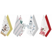 EP Line Christmas towels printed 40 x 60 cm 2 pieces in package