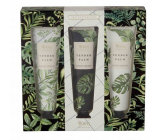 Heathcote & Ivory Tender Palm nourishing cream for hands and nails 3 x 30 ml cosmetic set