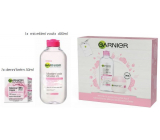 Garnier Botanical Cream with rose water cream for dry and sensitive skin 50 ml + micellar water 3 in 1 for sensitive skin 400 ml, cosmetic set