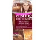Loreal Paris Casting Creme Gloss cream hair color 734 Gold honey
