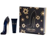 Carolina Herrera Good Girl perfumed water for women 50 ml + body lotion 75 ml, gift set
