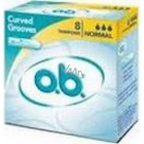 ob Original Normal tampons 8 pieces